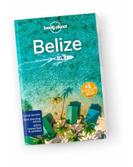 Cartographia  - Belize útikönyv (angol)