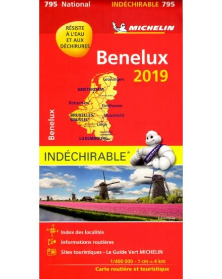 Benelux - High Resistance 2019