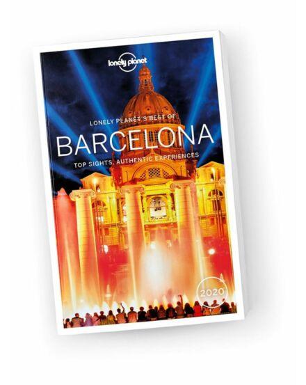 Cartographia  - Barcelona útikönyv - Best of (angol)