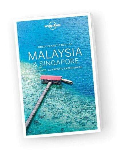 Malajzia_Szingapúr_Best_of_útikönyv_angol_Lonely