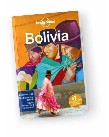 Cartographia  - Bolívia útikönyv (angol) Lonely Planet