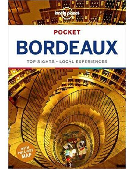 Bordeaux Pocket útikönyv (angol) Lonely Planet