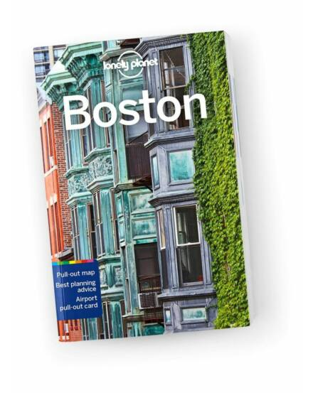 Cartographia  - Boston útikönyv (angol) Lonely Planet