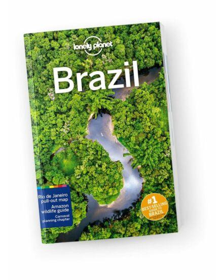 Cartographia  - Brazília útikönyv (angol) Lonely Planet