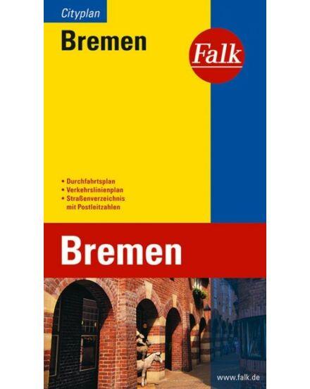 Cartographia  - Bréma várostérkép (Cityplan) Falk