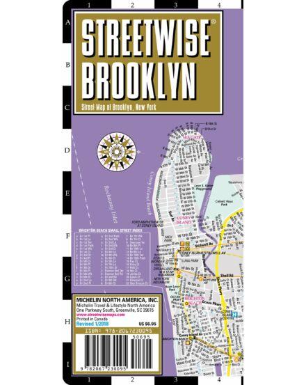 Brooklyn (streetwise) várostérkép
