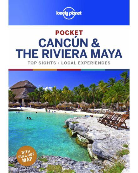 Cancún _és _a _Maya _Riviéra Pocket útikönyv (angol) Lonely Planet