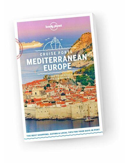 9781788686426 Európa Mediterrán (Cruise ports) útikönyv (angol) Lonely Cartographia