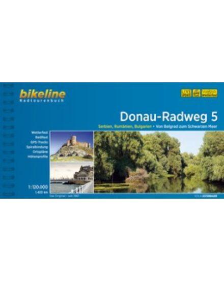 Cartographia  - Duna kerékpáros kalauz 5.