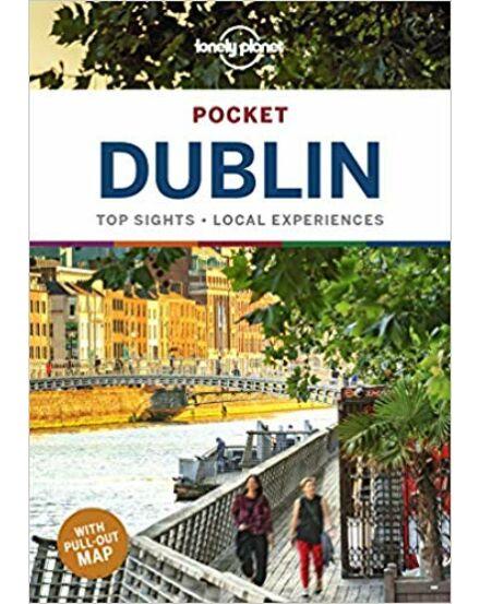 Dublin Pocket útikönyv Lonely Planet