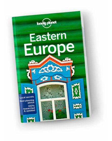 Cartographia  - Kelet-Európa útikönyv (angol) Lonely Planet