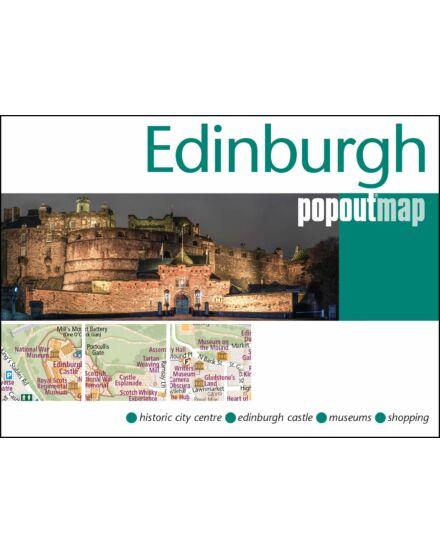 Cartographia  - Edinburgh várostérkép