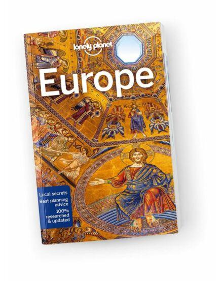 Cartographia  - Europe travel guide Europa utikonyv Lonely Planet