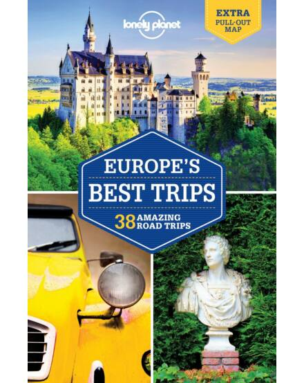 Európa_Best trips _útikönyv (angol)