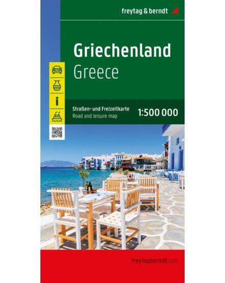 Cartographia  - Görögország térkép