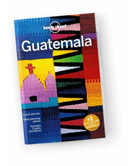 Cartographia  - Guatemala útikönyv (angol) Lonely Planet