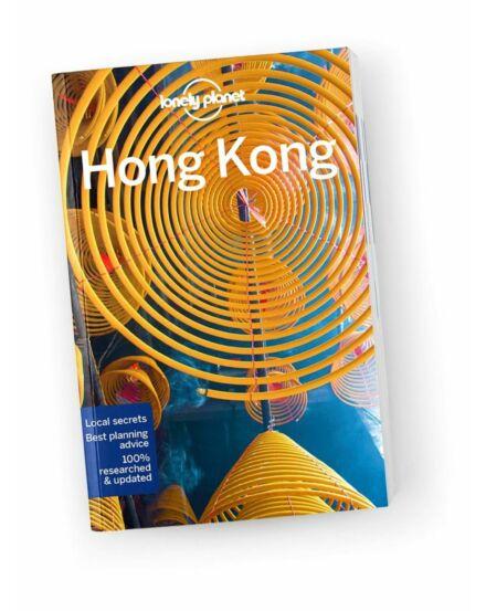 Cartographia  - Hong Kong útikönyv Lonely Planet