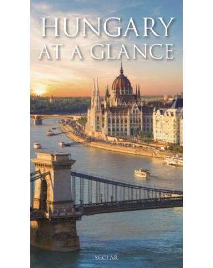 Hungary at a Glance (angol) Cartographia 9789632448978