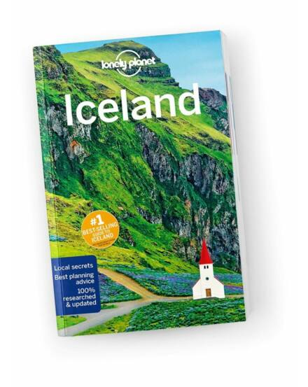 Cartographia  - Izland útikönyv (angol) Lonely Planet