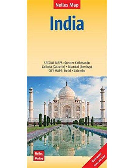 India_térkép