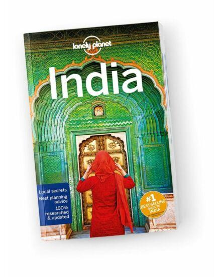 Cartographia  - India útikönyv (angol) Lonely Planet