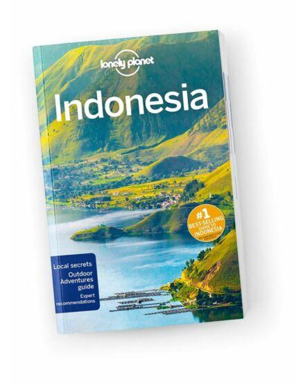 Indonézia útikönyv Lonely Planet
