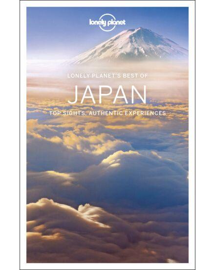 Japán útikönyv (angol) Lonely Planet