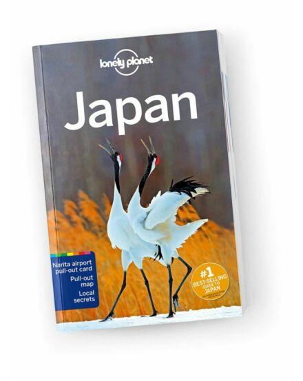 Cartographia  - Japán útikönyv (angol) Lonely Planet