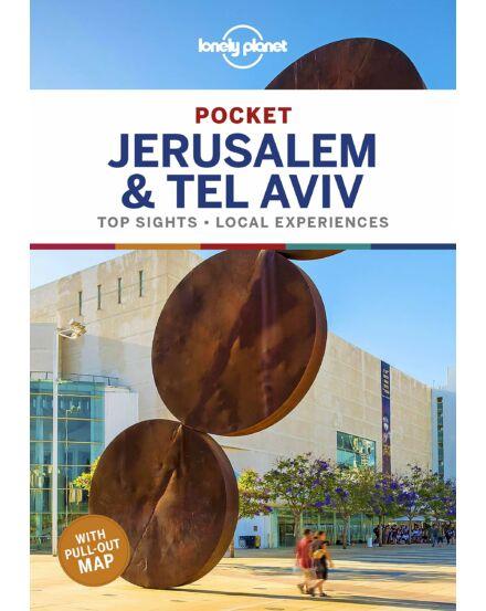 Jeruzsálem_&_Tel_Aviv_Pocket_útikönyv_(angol) Lonely Planet