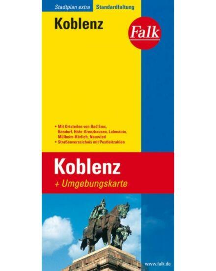 Cartographia  - Koblenz várostérkép