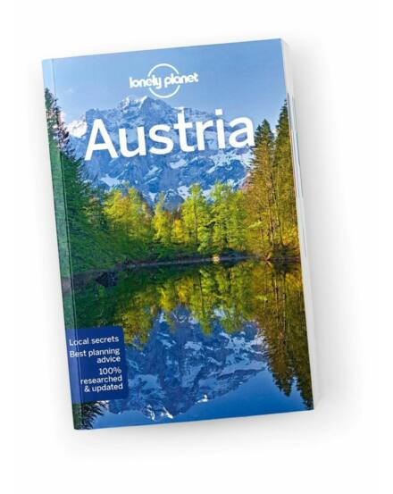 Cartographia  - Ausztria útikönyv (angol) Lonely Planet