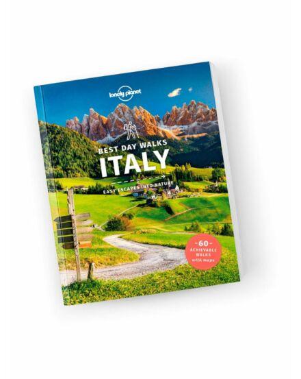 Best Day Walks Italy (angol)