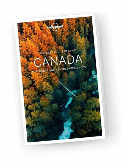 Cartographia  - Kanada útkönyv (angol) Lonely Planet