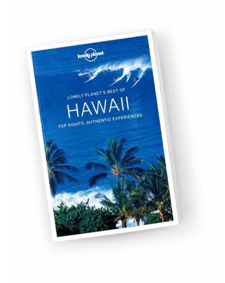 Cartographia  - Hawaii-szigetek útikönyv (angol) Lonely Planet