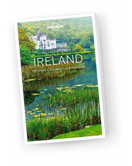 Cartographia  - Írország útikönyv (angol) Lonely Planet