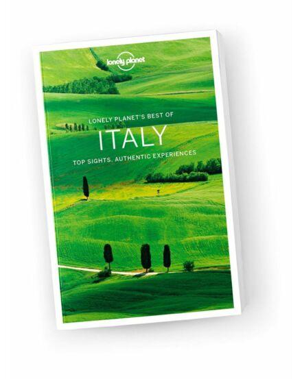 Cartographia  - Lonely Planet's Best of Olaszország útikönyv (angol) Lonely Planet