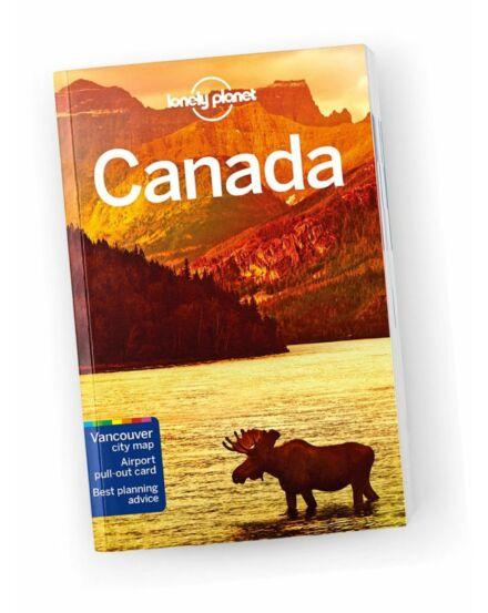 Cartographia  - Kanada útikönyv (angol) Lonely Planet