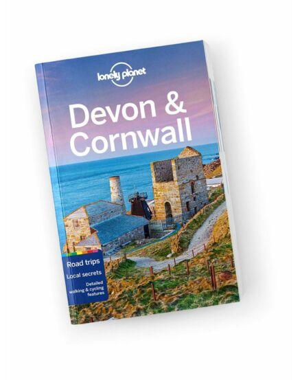 Cartographia  - Devon és Cornwall útikönyv (angol) Lonely Planet