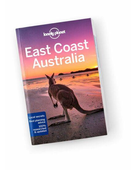 Cartographia  - Ausztrália keleti partvidéke útikönyv (angol) Lonely Planet