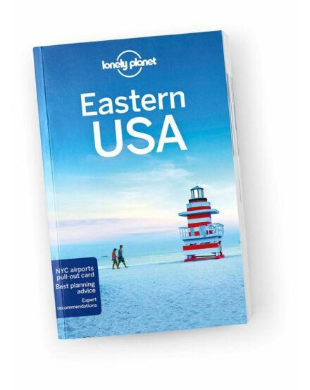 Cartographia  - USA Kelet útikönyv (angol) Lonely Planet