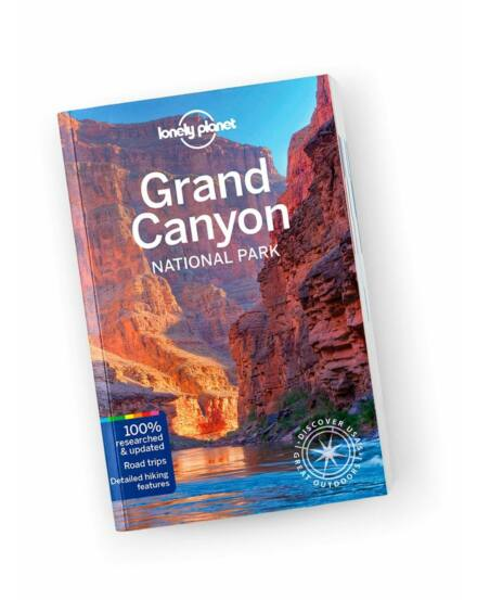 Cartographia  - Grand Kanyon Nemzeti Park Lonely Planet