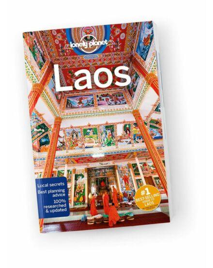 Cartographia  - Laosz útikönyv (angol) Lonely Planet