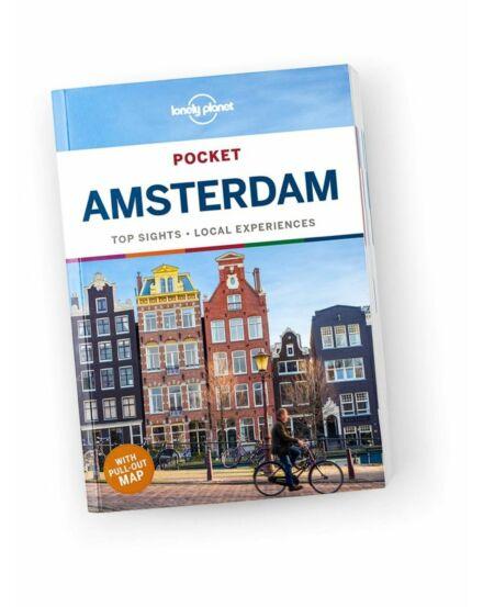 Cartographia  - Amszterdam Pocket útikönyv Lonely Planet