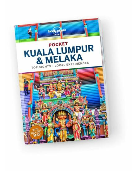 Cartographia  - Kuala Lumpur Pocket útikönyv Lonely Planet