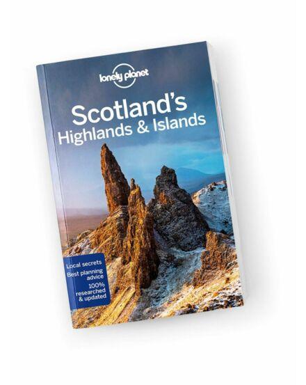 Cartographia  - Skót Felföld és tavak útikönyv (angol) Lonely Planet