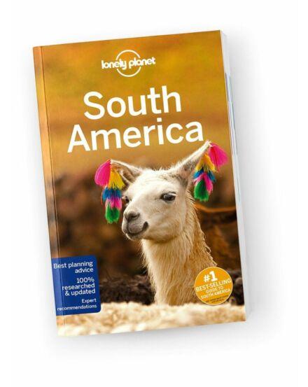 Cartographia  - Dél-Amerika útikönyv (angol) Lonely Planet
