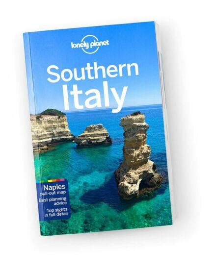 Cartographia  - Dél-Olaszország útikönyv Lonely Planet