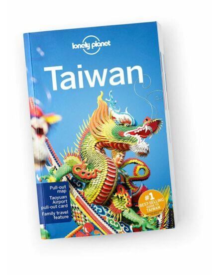 Cartographia  - Taiwan útikönyv (angol) Lonely Planet