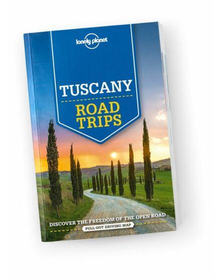 Cartographia  - Toszkána Road Tips útikönyv  (angol) Lonely Planet