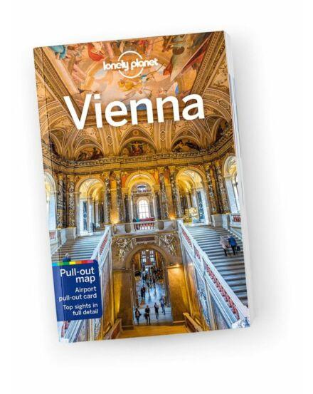Cartographia  - Bécs útikönyv (angol) Lonely Planet